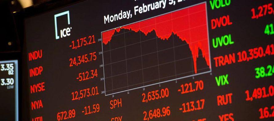 """""""En los viejos tiempos, cuando se informaba de buenas noticias, el Mercado Financiero..."""