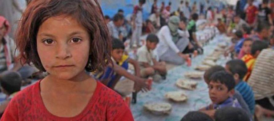 Según el representante de la Unicef en ese Estado, la Conferencia de Reconstrucción...