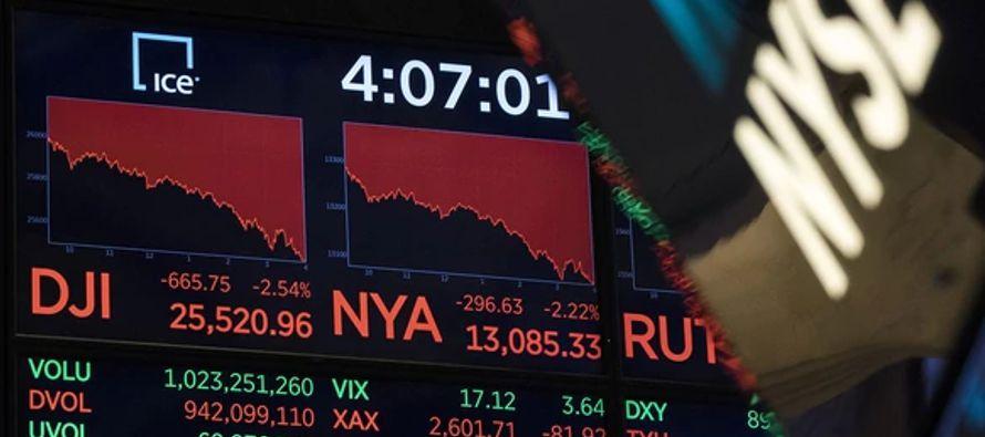 Por su parte, el índice compuesto del mercado Nasdaq, en el que cotizan los principales...