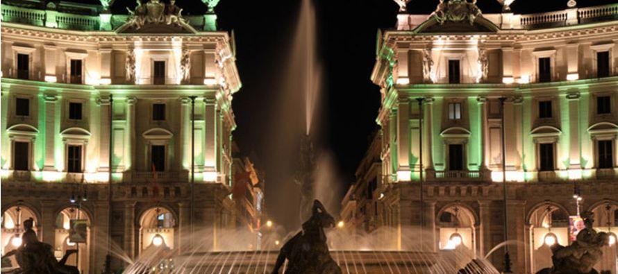 El proyecto fue esbozado por el vicealcalde de Roma, Luca Bergamo, encargado del área...