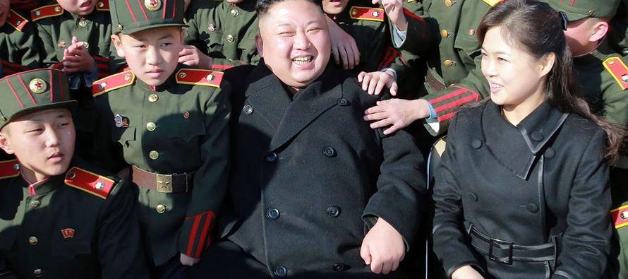 Corea del Norte anunció el mes pasado que conmemoraría su día del...