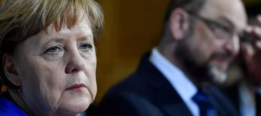 En declaraciones a la televisión pública ARD, el diputado Christian von Stetten,...