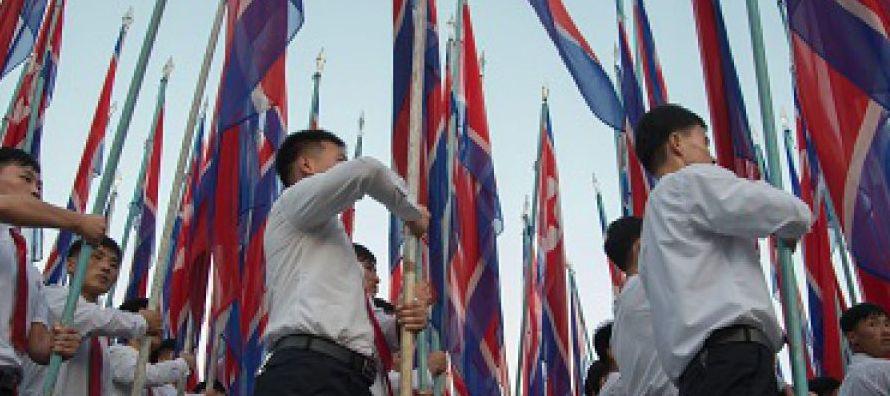 El vicepresidente estadounidense, Mike Pence, que describió a Corea del Norte como el...
