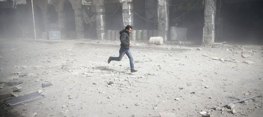 El elevado número de muertos destaca la envergadura del ataque, que según el...