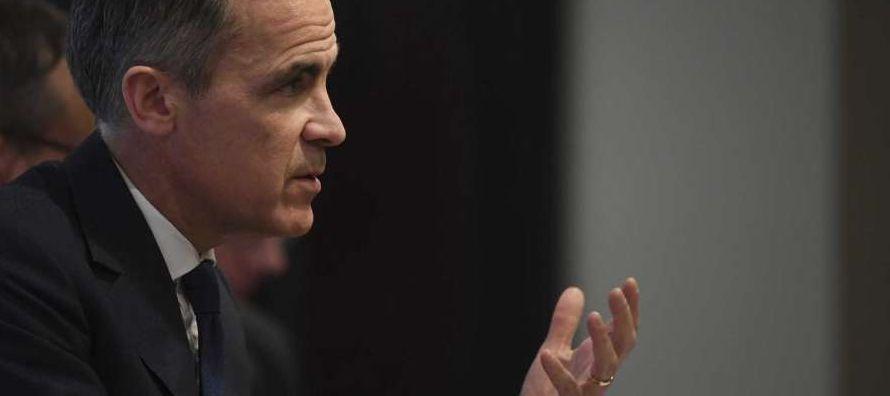 El Banco de Inglaterra (BoE) dijo el jueves que las tasas de interés probablemente...