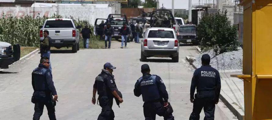 La detención se realizó en el occidental estado Colima y de inmediato el ex jefe...