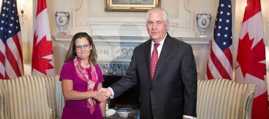 En Argentina dijo que Estados Unidos está estudiando restringir las importaciones de...