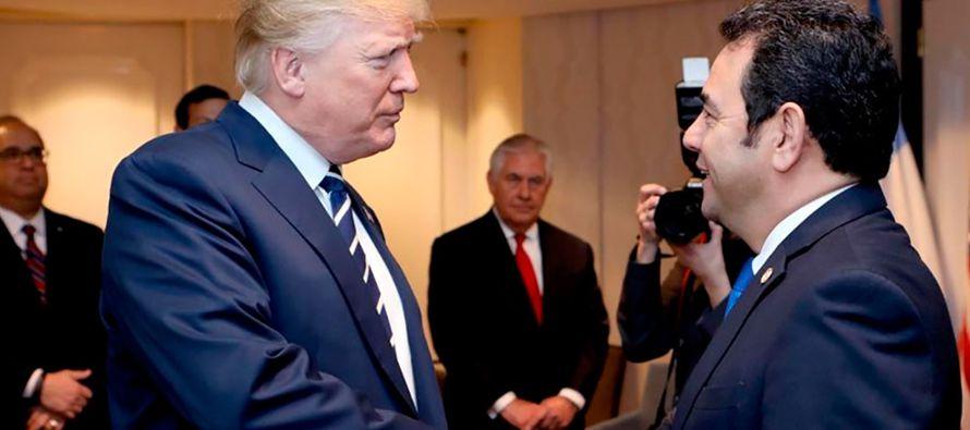 """""""Los dos líderes conversaron sobre la situación en Venezuela y acordaron..."""