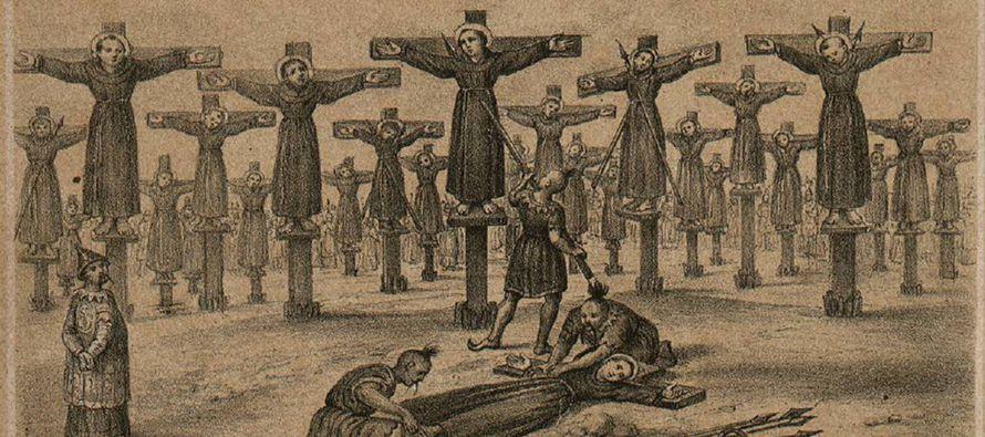 -La evangelización de Japón tuvo inicio el 15 de agosto de 1549, cuando San Francisco...