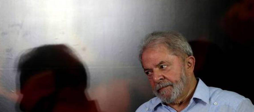 Fux se manifestó contra la hipótesis de que Lula, al que no citó...