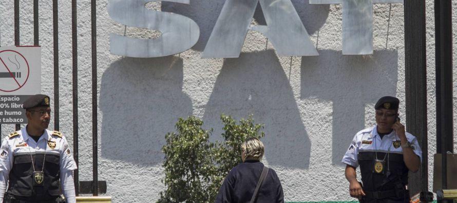 En México operan más de 4,000 empresas fantasma, 4,000 artefactos de evasión...