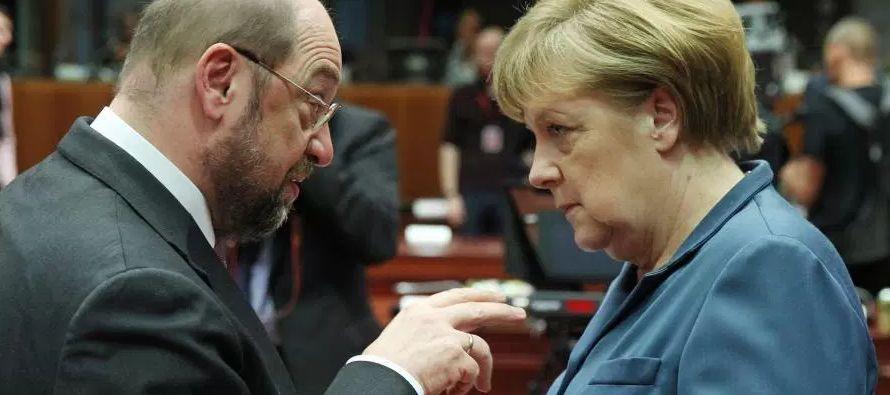 Su designación como jefe de la diplomacia alemana en la futura gran coalición, puesto...