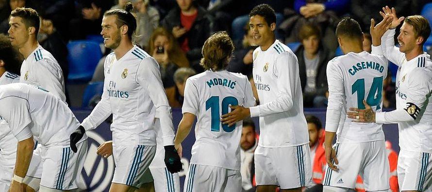 El Real Madrid llegaba de dos victorias consecutivas y fue incapaz de mantener una racha positiva...