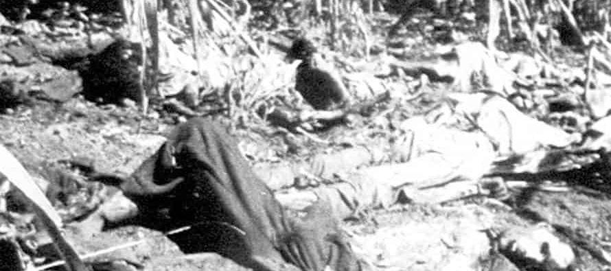El juez Jorge Guzmán Urquilla reabrió la investigación de la matanza a...