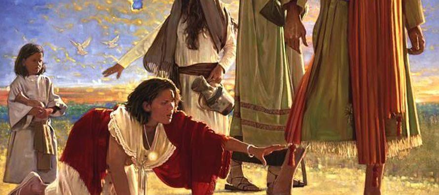 Es muy posible que la Sirio-Fenicia del Evangelio -la Cananea (1), esté ya en el Cielo. La...
