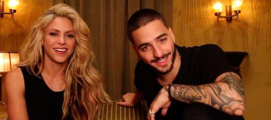 """Maluma alcanzó 10 nominaciones incluidas Artista del Año, """"Hot Latin Song""""..."""