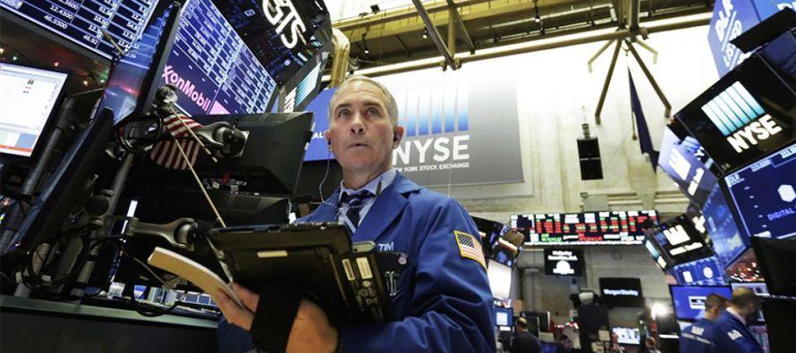 La sesión se registró en medio de una gran volatilidad, mayor que la de la...