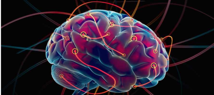 El aparato funciona como un marcapasos: manda impulsos eléctricos para ayudar al cerebro...