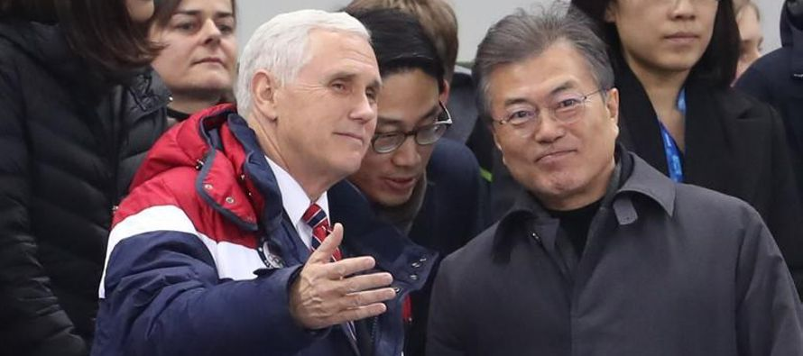"""""""No hay divergencias entre Estados Unidos, la República de Corea y Japón sobre..."""