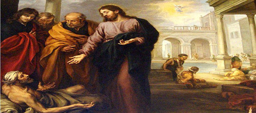 «Mira, no digas nada a nadie, sino vete, muéstrate al sacerdote y haz por tu...