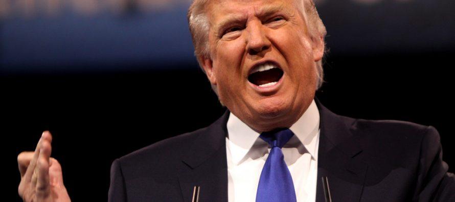 Trump usó Twitter para cuestionar el respeto al debido proceso en su país y lanzar un...