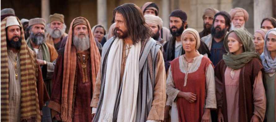 Parece que a los judíos que interrogan a Jesús les falta la capacidad o la voluntad...