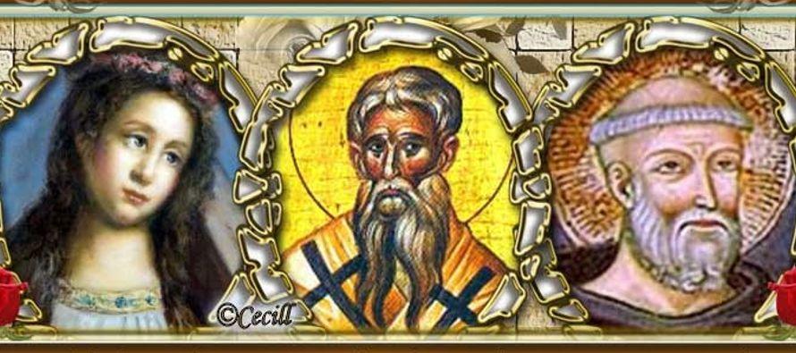 Melecio era natural de Melitene, Armenia. Nació hacia el año 310 en el seno de una...