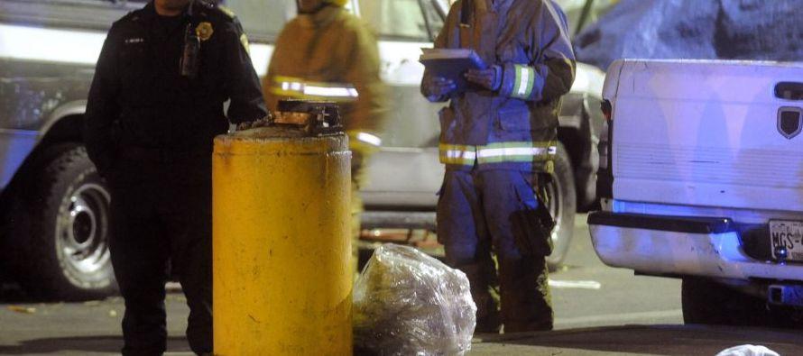 El material hurtado fue ubicado y rescatado aproximadamente a cuatro kilómetros del lugar...