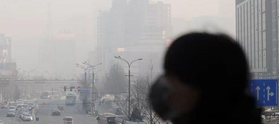 Aunque las concentraciones de pequeñas partículas conocidas como PM2,5 cayeron un...