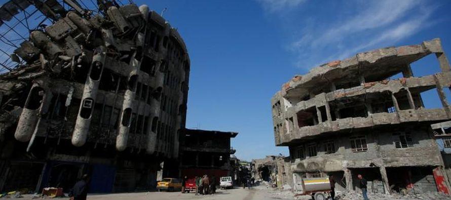 Irak publicó una lista de unos 157 proyectos para los que busca inversiones, que incluyen la...