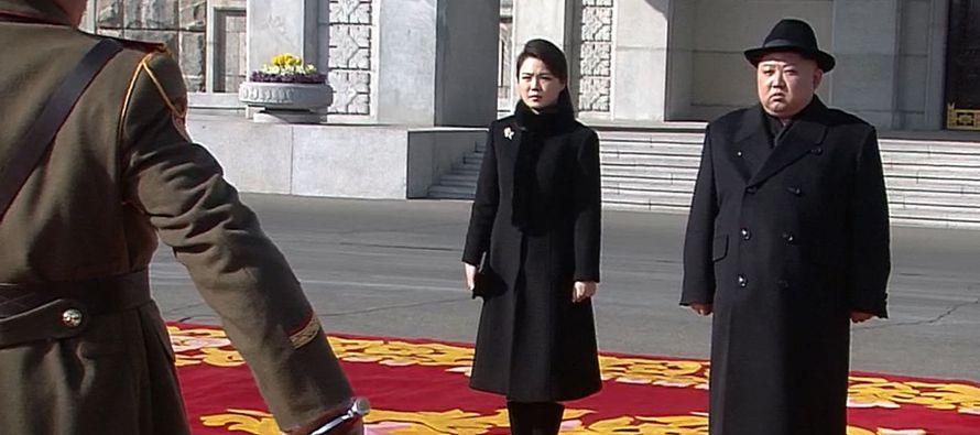 En estas cumbres participaron el fallecido líder y padre de Kim Jong-un, Kim Jong-il, y los...