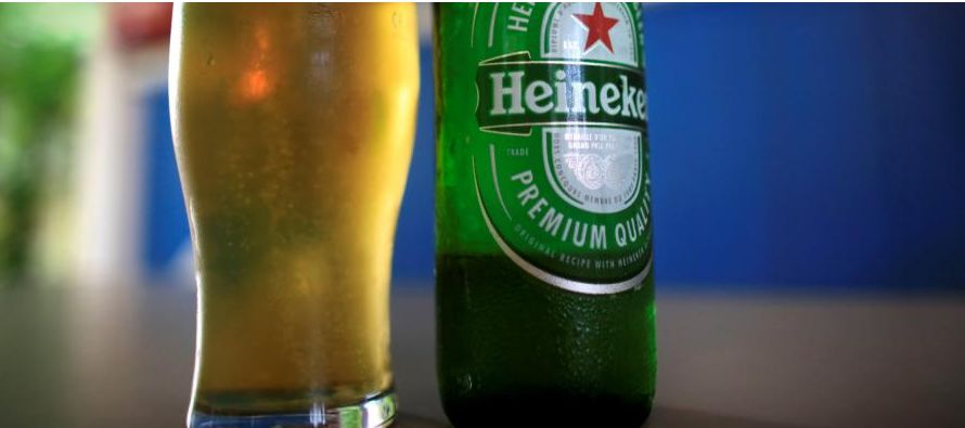 En 2017, los márgenes de Heineken crecieron solo 14 puntos básicos, afectados por la...