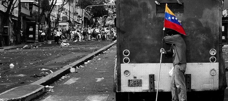 """La """"situación en Venezuela es el caso más sostenido de deterioro de las..."""