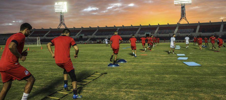El proyecto planea tener una liga de Primera División con 20 equipos, dos más de los...