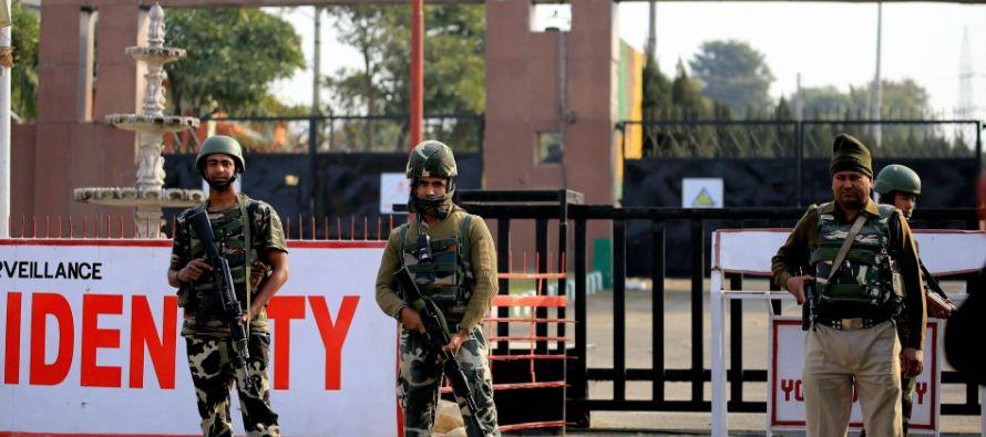 En una reunión presidida por la ministra india de Defensa, Nirmala Sitharaman, se...