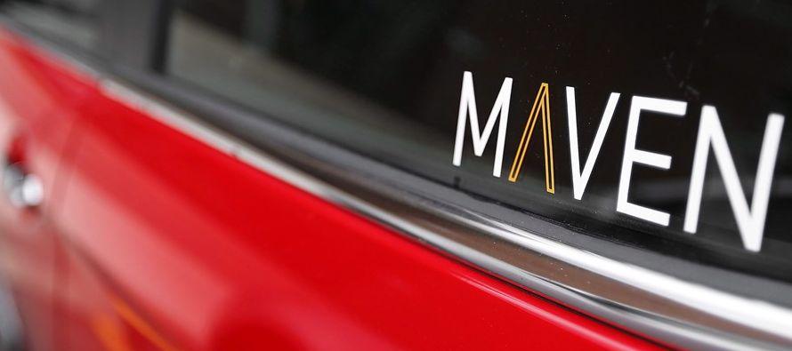 El servicio Maven City en Toronto estará proporcionado inicialmente por 40 vehículos...