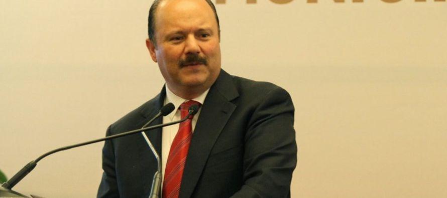 A mediados del mes pasado, en rueda de prensa en México, la Procuraduría General de...