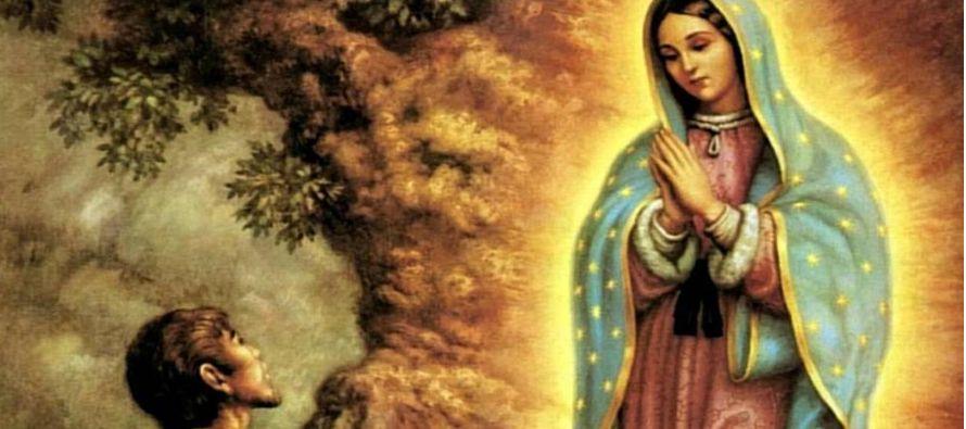 La aparición de la Virgen de Guadalupe está documentada en un libro escrito en...
