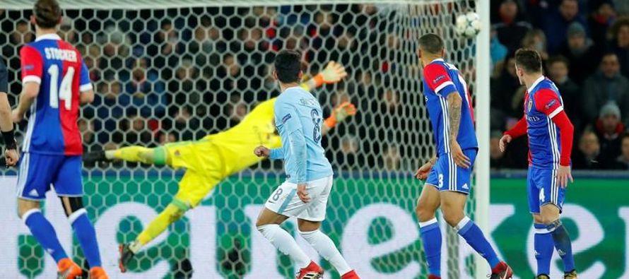 Gundogan puso el 4-0 definitivo a los 53 minutos, y dejó al equipo de Pep Guardiola al borde...