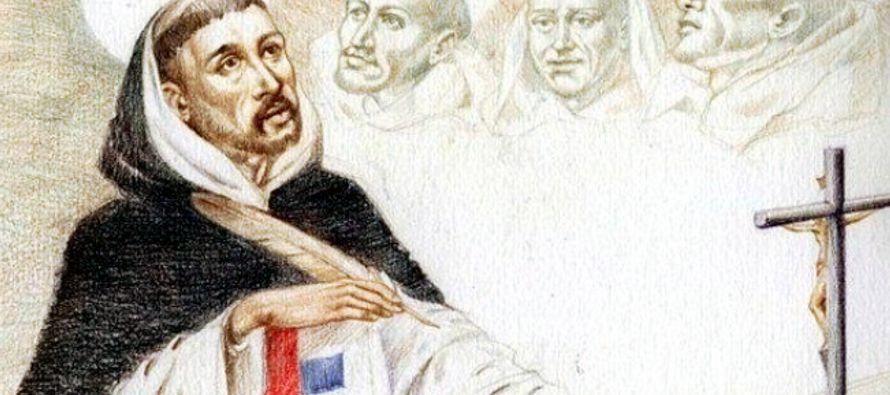 Nació en Almodóvar del Campo, Ciudad Real, España, el 10 de julio de 1561 en...
