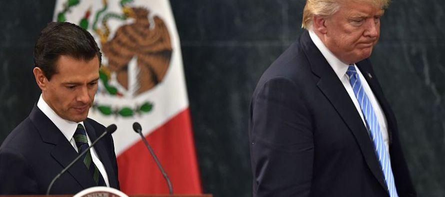 """En su comunicado, México informó que """"se acordó trabajar para que en las..."""