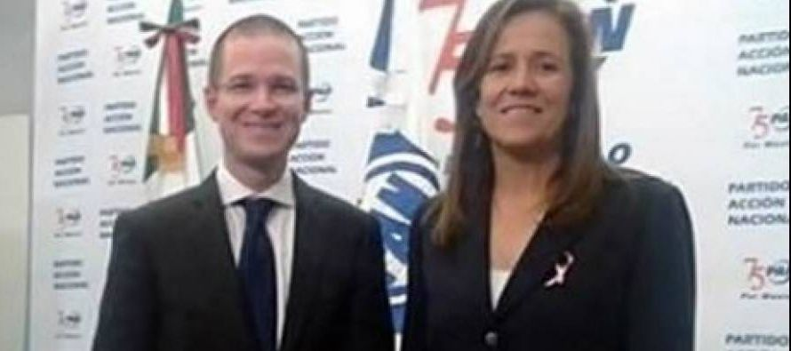 El secretario de Gobernación, Alfonso Navarrete Prida, confirmó poco después...