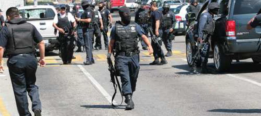 """""""Reynosa es una ciudad de contrastes. Tiene problemas de violencia y delincuencia, (pero) todo..."""