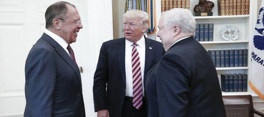 """""""Si el OBJETIVO de Rusia era crear discordia, desestabilización y caos dentro de..."""