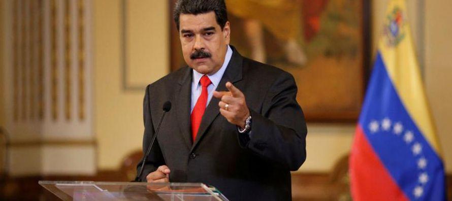 """La Cancillería venezolana ya defendió ayer que según el """"más..."""