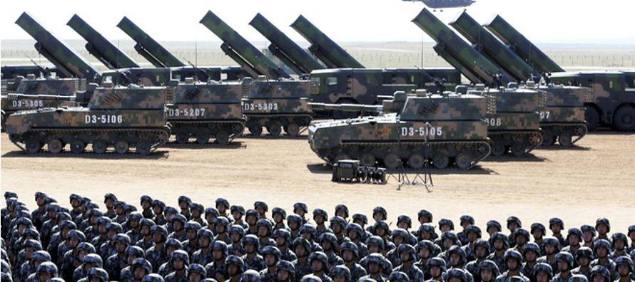Conforme China gana peso económico y expande su influencia global, los dirigentes del...