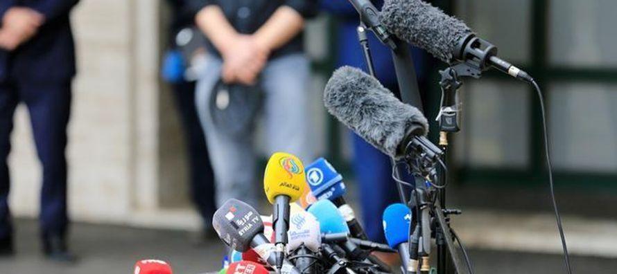 Cañas, un periodista radiofónico de 40 años de Radio Fórmula,...