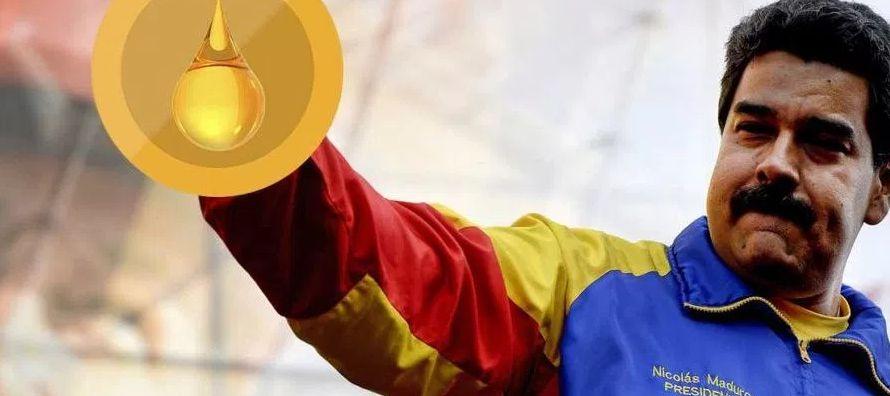 """""""Quiero anunciar -atención Venezuela, atención mercados mundiales a las doce en..."""