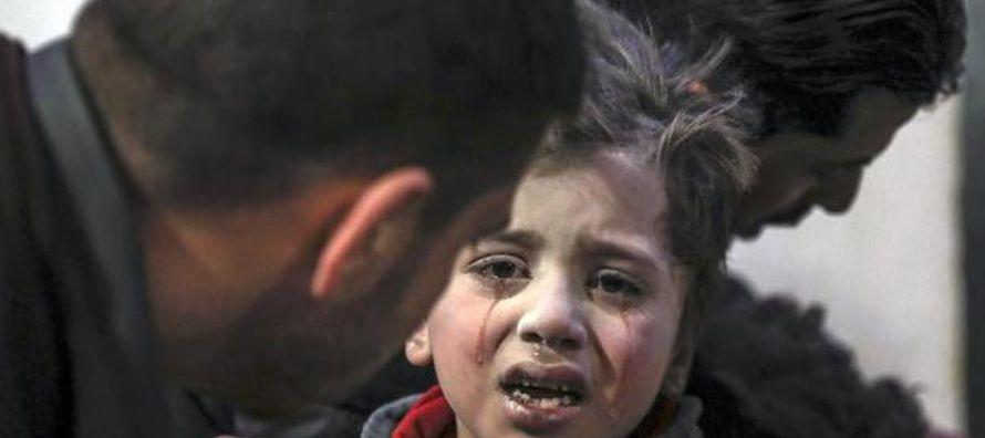 Se trata de uno de los ataques más mortíferos de la guerra en Siria. En concreto, ese...