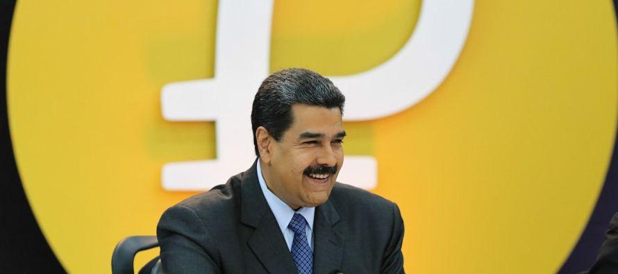Esta criptomoneda venezolana está respaldada por 5.342 millones de barriles de crudo y su...